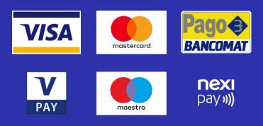 Pagamento con bancomat o carte di credito for Carta di credito per minorenni